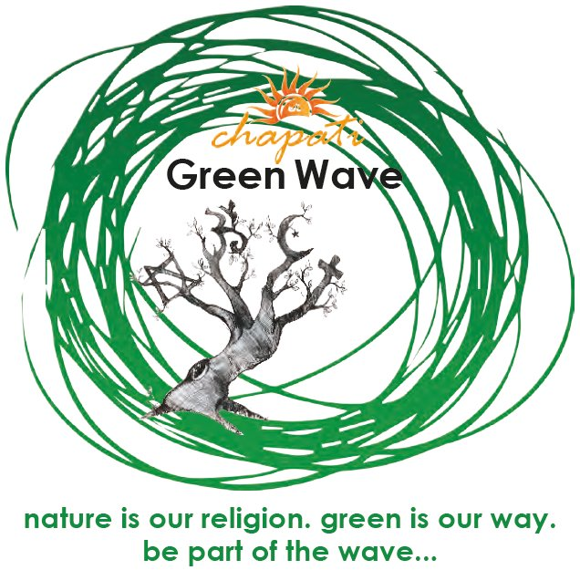 nature is our religion. green is our way. be part of the wave ...